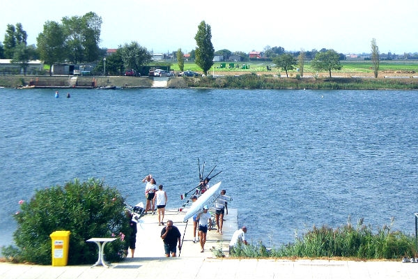 Rowing training camps